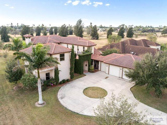 1026 Avenida De Estrellas, Rancho Viejo, TX 78575 (MLS #29726518) :: The MBTeam