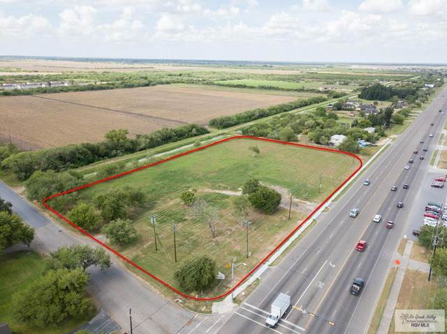 0 Hwy 100, Los Fresnos, TX 78566 (MLS #29726521) :: The MBTeam
