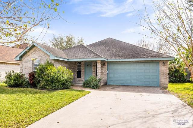 1906 Bald Cypress Dr., Weslaco, TX 78596 (MLS #29726541) :: The MBTeam