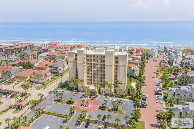 111 E Hacienda Blvd., South Padre Island, TX 78579 (MLS #29726598) :: The MBTeam