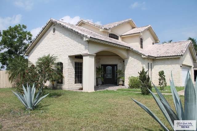 6500 Vista Jardin Cir., Brownsville, TX 78521 (MLS #29726650) :: The MBTeam