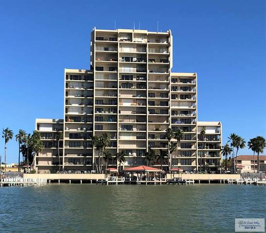 5101 Laguna Blvd. #107, South Padre Island, TX 78597 (MLS #29726653) :: The MBTeam
