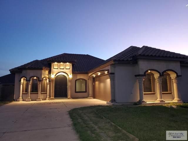 3853 Vivian Dr., Brownsville, TX 78521 (MLS #29726655) :: The MBTeam