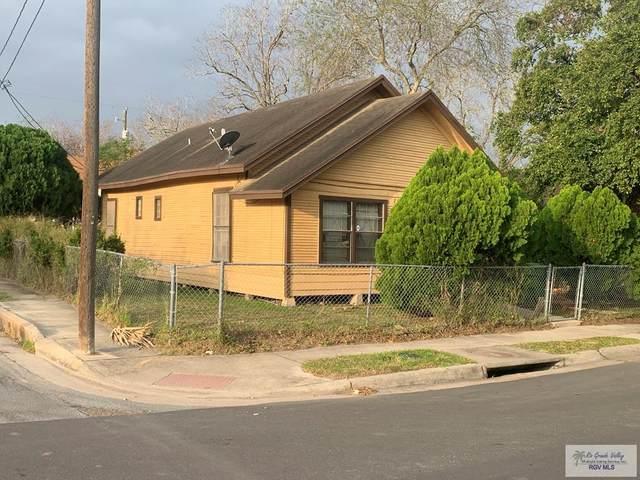 256 E Adams, Brownsville, TX 78520 (MLS #29726702) :: The MBTeam