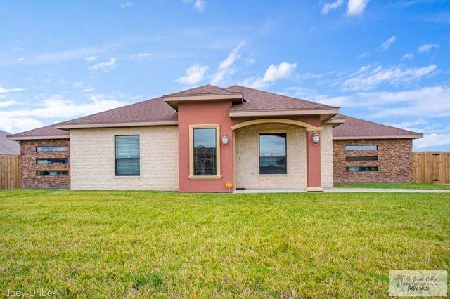 172 Village East Dr, Los Fresnos, TX 78566 (MLS #29726710) :: The MBTeam