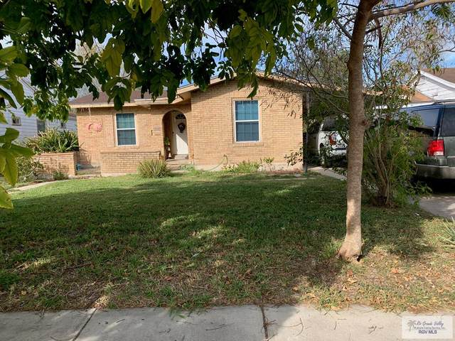 914 W Lincoln Ave., Harlingen, TX 78550 (MLS #29726713) :: The MBTeam