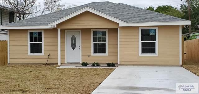 718 W Filmore Ave, Harlingen, TX 78550 (MLS #29726725) :: The MBTeam
