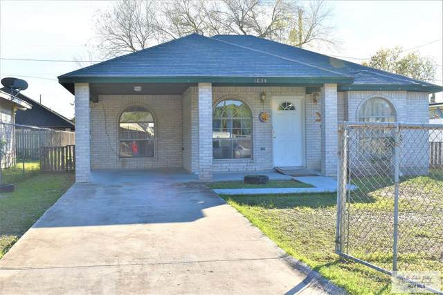 1834 Victoria Dr., Brownsville, TX 78521 (MLS #29726751) :: The MBTeam