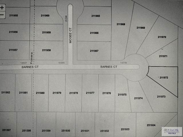 0 Barnes Ct., Primera, TX 78552 (MLS #29726765) :: The MBTeam