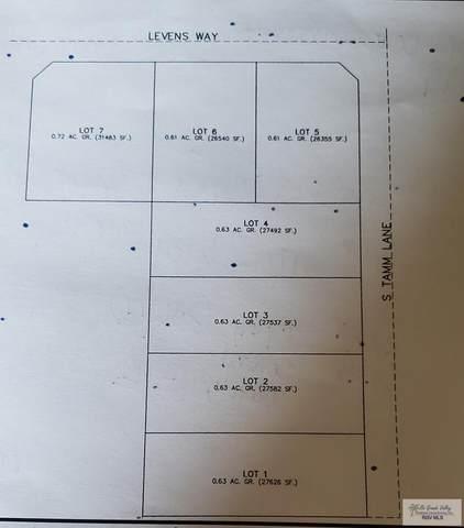 0000 Levens Way, Harlingen, TX 78552 (MLS #29726879) :: The MBTeam