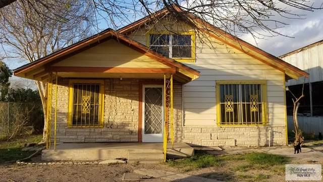 122 W Adams Ave, Harlingen, TX 78550 (MLS #29726914) :: The MBTeam