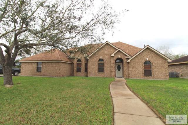309 Lincoln Ln., La Feria, TX 78559 (MLS #29726973) :: The MBTeam