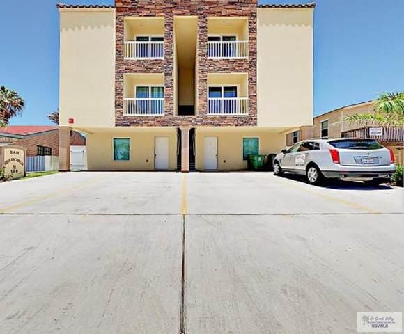 110 E Amberjack St., South Padre Island, TX 78597 (MLS #29727017) :: The MBTeam