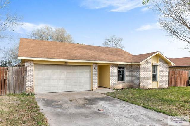 47 Calgary Ct., Brownsville, TX 78526 (MLS #29727034) :: The MBTeam
