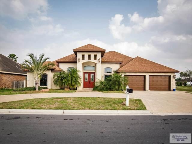 14 Tordesillas St. Pool, Brownsville, TX 78526 (MLS #29727044) :: The MBTeam