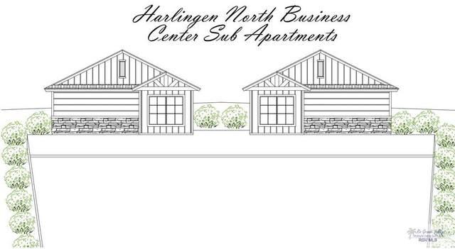 2215 Northridge Ave, Harlingen, TX 78550 (MLS #29727297) :: The MBTeam