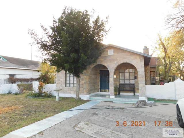 1707 Central Blvd., Brownsville, TX 78520 (MLS #29727318) :: The MBTeam