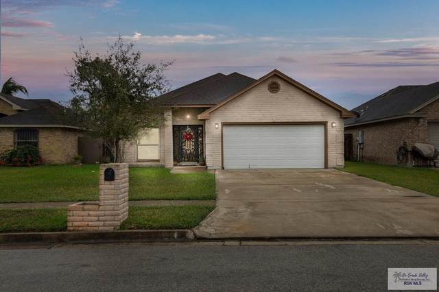4020 Diego Ln., Brownsville, TX 78521 (MLS #29727323) :: The MBTeam