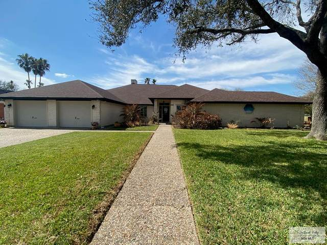 1209 E Palm Valley Dr. #54, Palm Valley, TX 78552 (MLS #29727327) :: The MBTeam