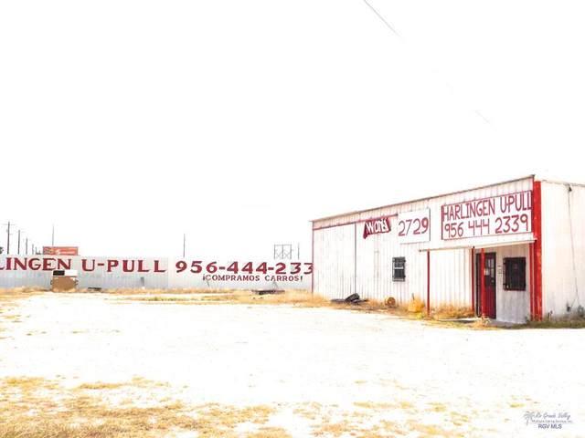 2729 N Expressway, Harlingen, TX 78550 (MLS #29727363) :: The MBTeam