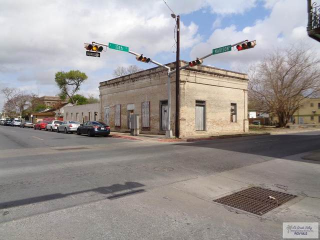 1247 E Madison St., Brownsville, TX 78520 (MLS #29727409) :: The MBTeam