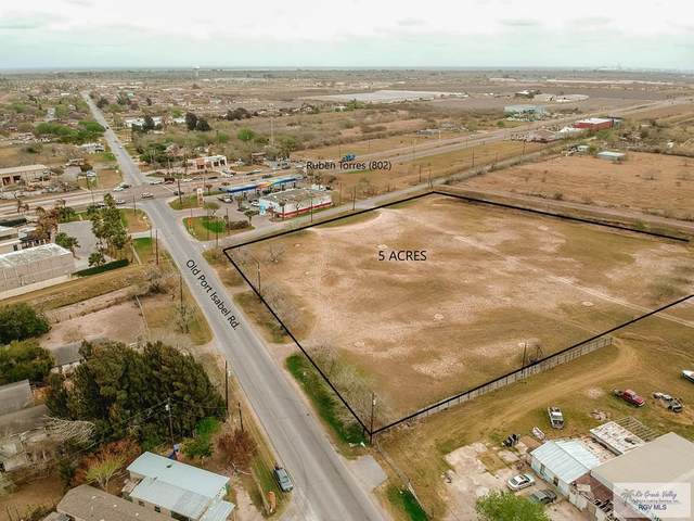 0 Old Port Isabel Rd., Brownsville, TX 78520 (MLS #29727436) :: The MBTeam