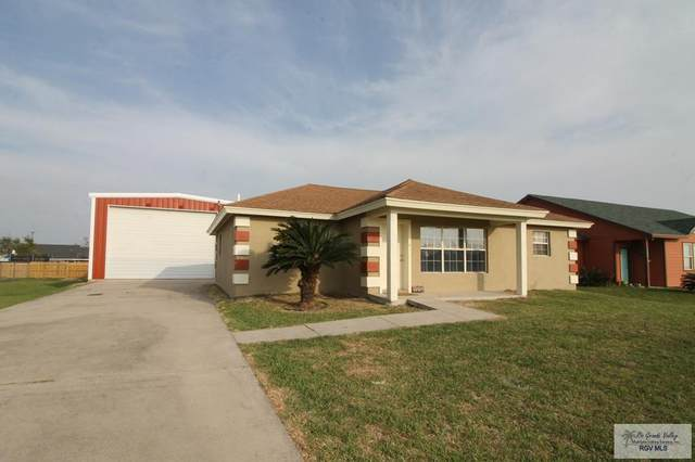 1042 Mansfield Dr., Port Mansfield, TX 78598 (MLS #29727612) :: The MBTeam
