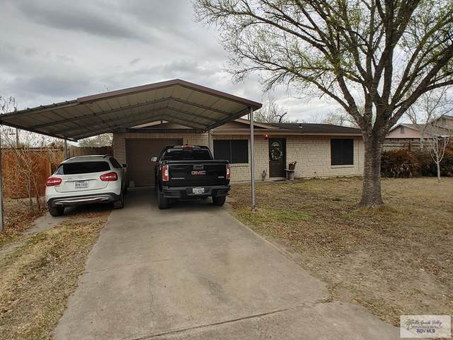 696 W Rockey Ave., Raymondville, TX 78580 (MLS #29727622) :: The MBTeam