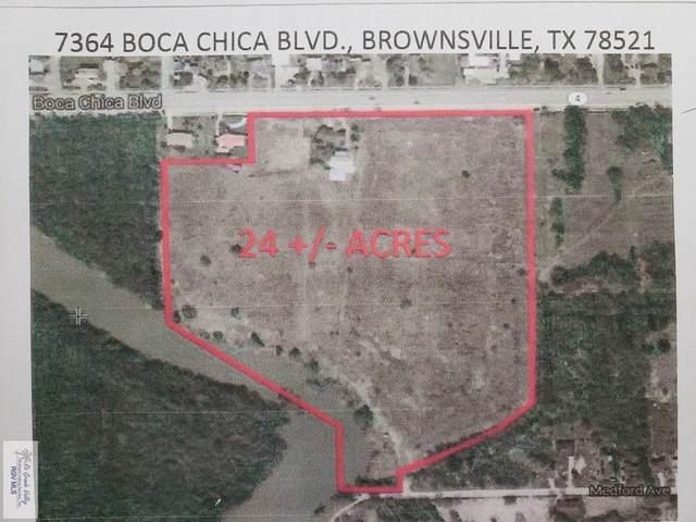7364 Boca Chica Blvd., Brownsville, TX 78521 (MLS #29727651) :: The MBTeam
