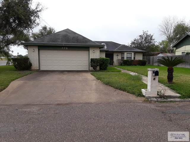 775 Carlos St. Lot 1 Tr1,Blk9, San Benito, TX 78586 (MLS #29727656) :: The MBTeam