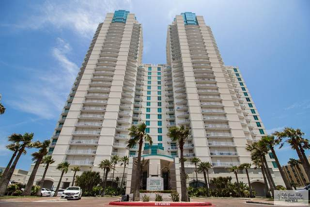 310-A #3102 Padre Blvd. #3102, South Padre Island, TX 78597 (MLS #29727688) :: The MBTeam