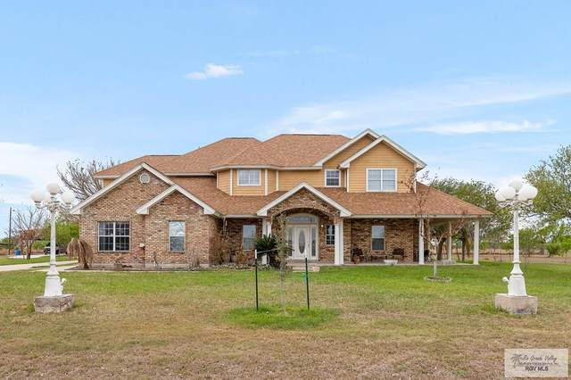 8293 W State Highway 186, Raymondville, TX 78580 (MLS #29727699) :: The MBTeam