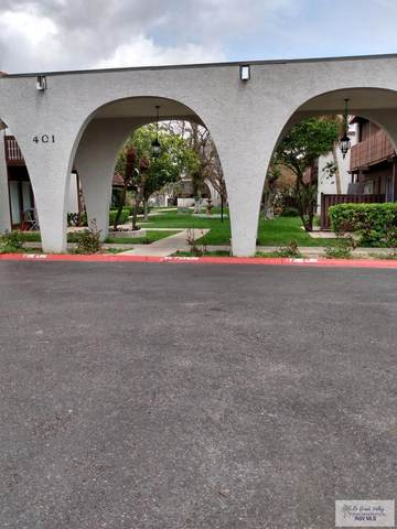 401 Boca Chica Blvd. #604, Brownsville, TX 78520 (MLS #29727764) :: The MBTeam