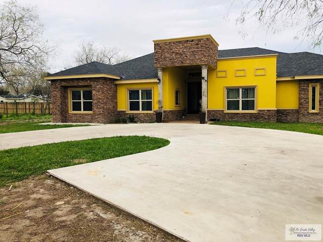 980 Illinois Ave., Brownsville, TX 78521 (MLS #29727768) :: The MBTeam