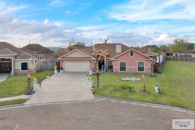 828 Pine Lake Cir., Brownsville, TX 78526 (MLS #29727780) :: The MBTeam