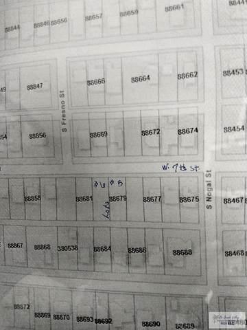 00 W 7TH ST. 5 & 6, Los Fresnos, TX 78566 (MLS #29727781) :: The MBTeam
