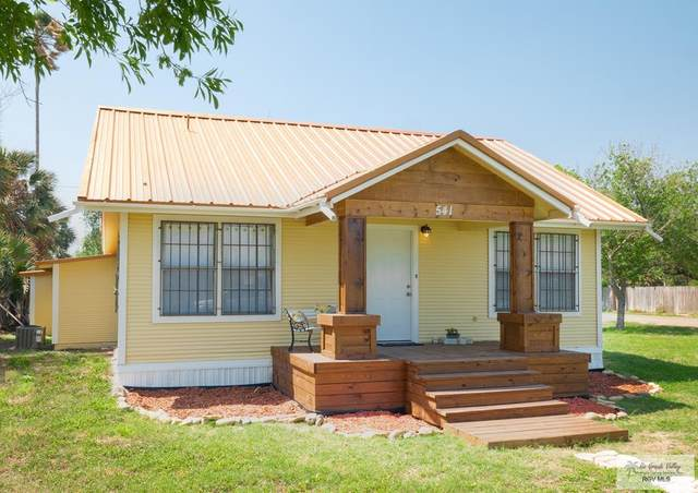 541 E Austin Ave., Alamo, TX 78516 (MLS #29727866) :: The MBTeam