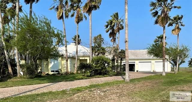 12 Laguna Madre Dr., Laguna Vista, TX 78578 (MLS #29727867) :: The MBTeam