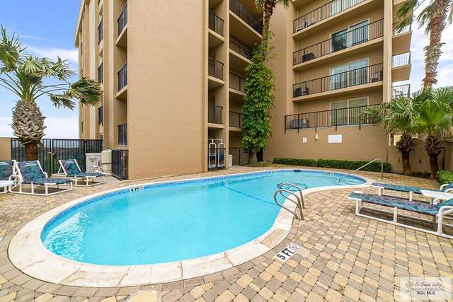 4100 Gulf Blvd. #103, South Padre Island, TX 78597 (MLS #29727873) :: The MBTeam