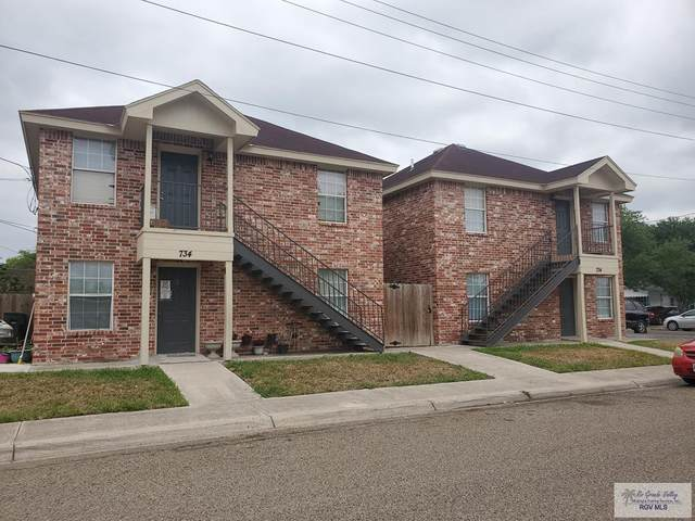 734 W Wright St., Harlingen, TX 78550 (MLS #29728152) :: The MBTeam