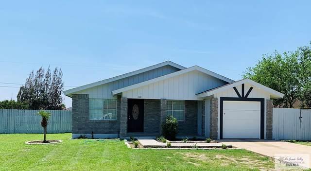 110 Jacquelyn St., Los Fresnos, TX 78566 (MLS #29728153) :: The MBTeam