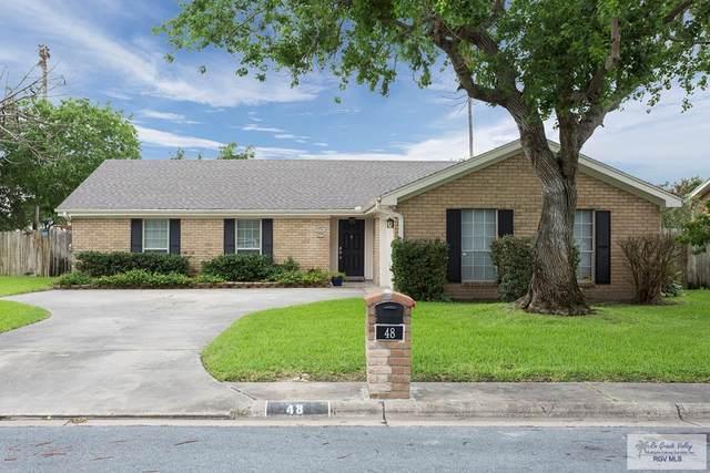 48 Casa De Amigos, Brownsville, TX 78521 (MLS #29728274) :: The MBTeam