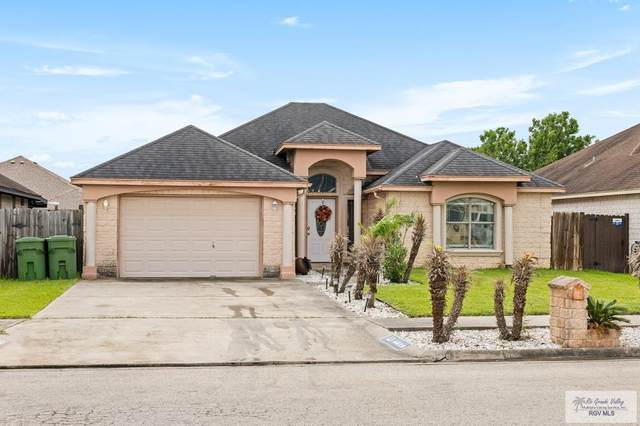 6620 Carolina Pine, Brownsville, TX 78526 (MLS #29728282) :: The MBTeam