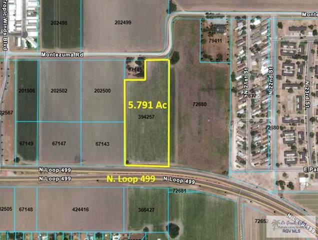 0 N Loop 499 #23, Harlingen, TX 78550 (MLS #29728399) :: The MBTeam