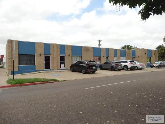 201 E 10TH ST. 5 Units, Brownsville, TX 78520 (MLS #29728881) :: The MBTeam