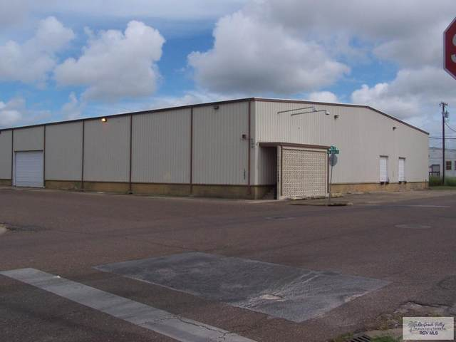 1002 W Van Buren Ave., Harlingen, TX 78550 (MLS #29728899) :: The MBTeam