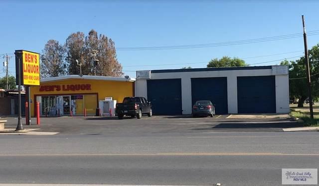 221-219 W Ocean Blvd. 9,10,11,12, Los Fresnos, TX 78566 (MLS #29728908) :: The MBTeam