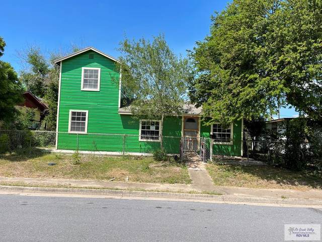 2114 E Tyler Ave., Brownsville, TX 78520 (MLS #29729149) :: The MBTeam