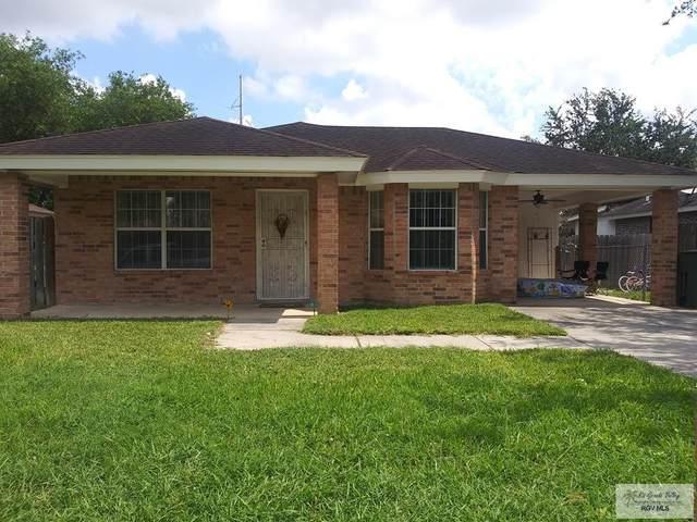 1714 Hayden St, Harlingen, TX 78550 (MLS #29729198) :: The MBTeam