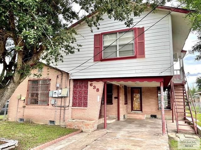 638 Huisache St., Raymondville, TX 78580 (MLS #29729299) :: The MBTeam